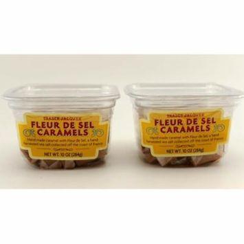 Trader Joe's Fleur De Sel Caramels - 2 Pack
