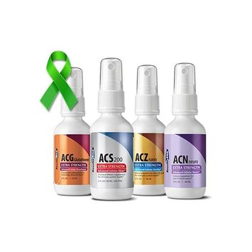 Results RNA Ultimate Lyme Support System Extra Strength Kit | Ultimate Support for Detoxification, Immune Support, Antioxidant, Glutathione, Mental Clarity - 2oz Bottle