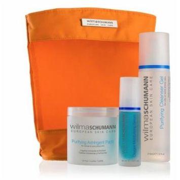 Wilma Schumann Oily/Acne-Prone Skin Kit