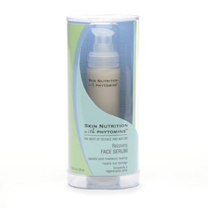 Skin Nutrition with Phytomins Recovery Face Serum