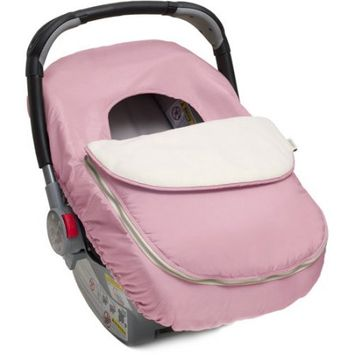 The First Years Car Seat Cover - Pink