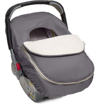 The First Years Car Seat Cover - Gray