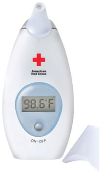 The First Years American Red Cross Easy Ear Thermometer - 1 ct.