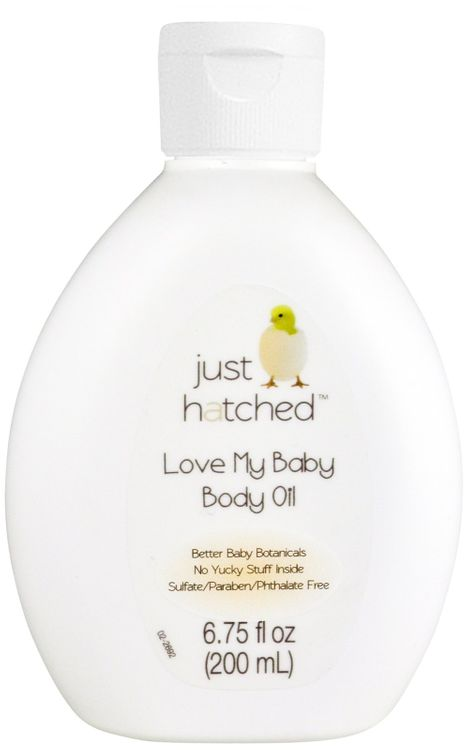 Just Hatched Love My Baby Body Oil - 1 ct.