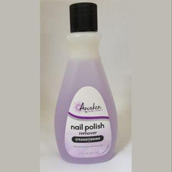 Awaken by Quality Choice Strengthening Nail Polish Remover 6oz Each