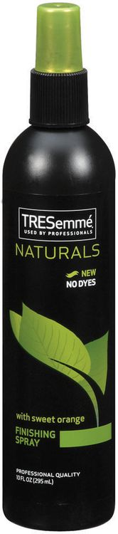 TRESemmé Naturals W/Sweet Orange Finishing Spray