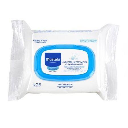 Mustela® Cleansing Wipes