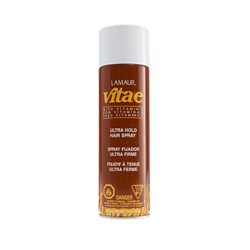 Zotos Vita E Ultra Hold Hair Spray - 12oz