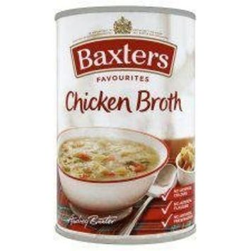 Baxters Favourite Chicken Broth Soup 400G