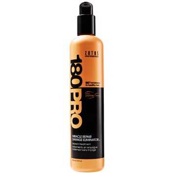 Zotos Professional 180 Pro Miracle Repair Damage Eliminator Treatment