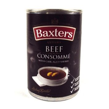 Baxters Luxury Beef Consomme Soup 415G