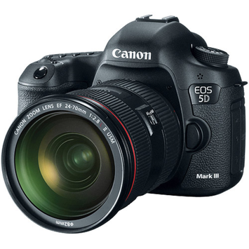 Canon EOS 5D Mark III Digital SLR Camera w/ EF 24-105mm L IS USM Lens