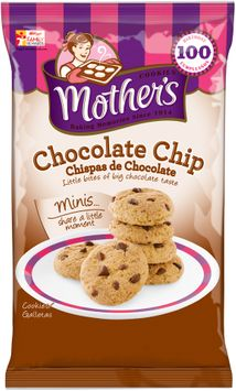 mother's® chocolate chip cookies