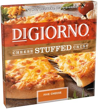 DIGIORNO Cheese Stuffed Crust Five Cheese Pizza