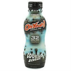 ISS ISSSRTDS0012COOKLQ Oh Yeah RTD 12ct Cookies N Cream