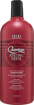 Quantum Riveting Reds Color Refreshing Conditioner