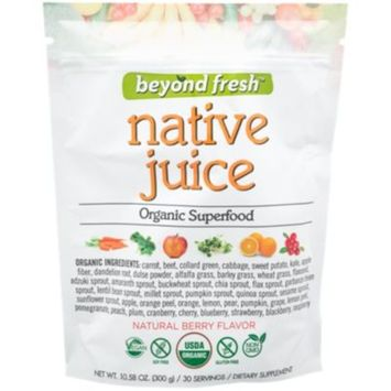 Native Juice (180 Grams Powder) by Beyond Fresh at the Vitamin Shoppe