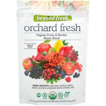 Orchard Fresh (180 Grams Powder) by Beyond Fresh at the Vitamin Shoppe