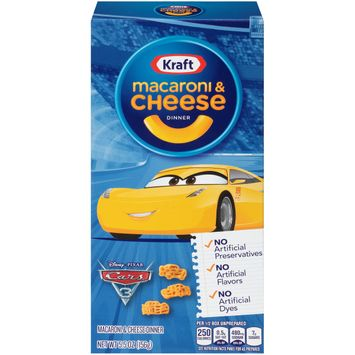 Kraft Macaroni & Cheese Dinner SpongeBob Square Pants Shapes