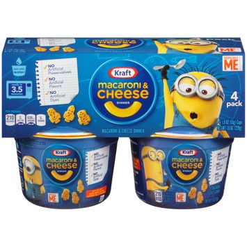 Kraft Paw Patrol Shapes Macaroni & Cheese Dinner