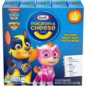 Kraft Finding Dory Shapes Macaroni & Cheese Dinner