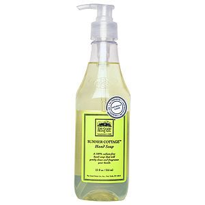 Naturally Clean Lemon Verbena Hand Soap