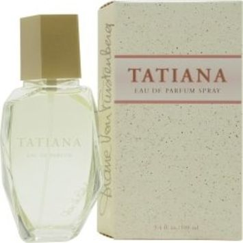 Tatiana By Diane Von Furstenberg For Women. Eau De Parfum Spray 3.4 Oz.