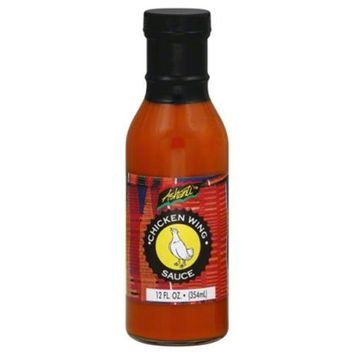 Ashanti Precious Jewel Sauce Chckn Wing, Pack of 12