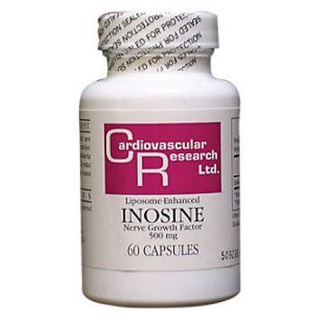 Ecological Formula Inosine 500 mg 60 caps
