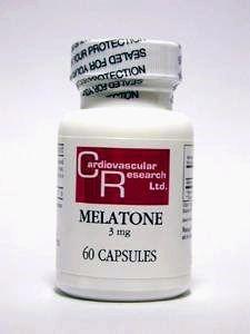 Ecological Formula Melatone 3 mg 60 caps
