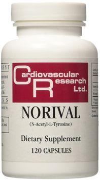 Ecological Formulas, Norival 120 caps