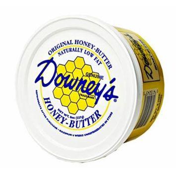 Downey's Original Natural Honey Butter, 8 Oz. Tub