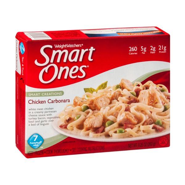 Smart Ones Smart Creations Chicken Carbonara