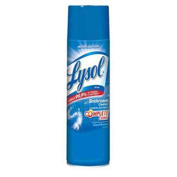 Lysol Bathroom Cleaner Island Breeze Scent