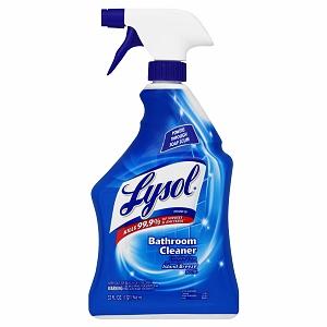 Lysol Bathroom Cleaner Spray Brand III