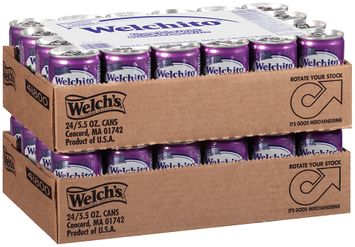 Welchito® Grape Juice Drink 4 Can