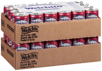 Welchito® Fruit Punch Juice Drink 4 Can
