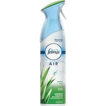 Procter & Gamble 96255 CPC 8.8 oz Meadow Febreze Air Spray - Case of 6