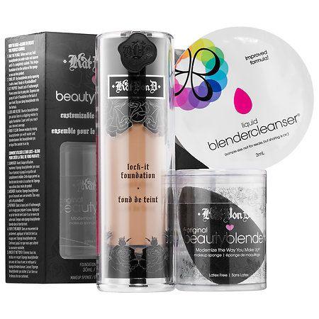 Kat Von D Beautyblender® Customizable Complexion Set