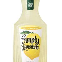 Simply Lemonade with Raspberry Juice - 52 fl oz uploaded by Viviana P.