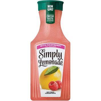 Simply Lemonade with Raspberry Juice - 52 fl oz