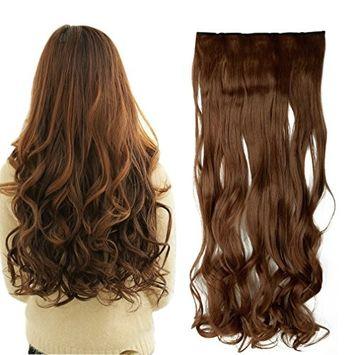 3/4 Full Head Hair Extensions 24