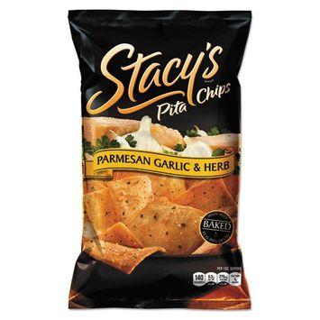 Frito-lay Inc. PITA CHIPS, 1.5 OZ BAG, PARMESAN GARLIC & HERB, 24/CARTON