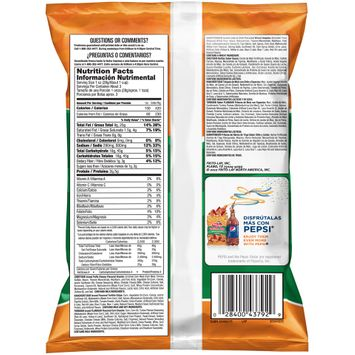 sabritas® fiesta mix flavored snack mix