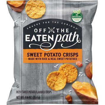 Frito Lay Off the Eaten Path Sweet Potato Crisps, 16 Count, 1.25 oz Bags