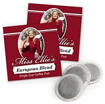 Miss Ellie's European Blend Coffee Pods, Single Cup, (200 ct.)
