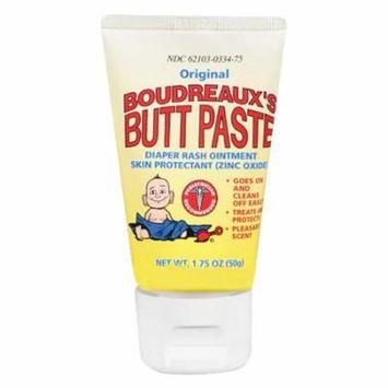 Boudreaux's Butt Paste Original Diaper Rash Ointment
