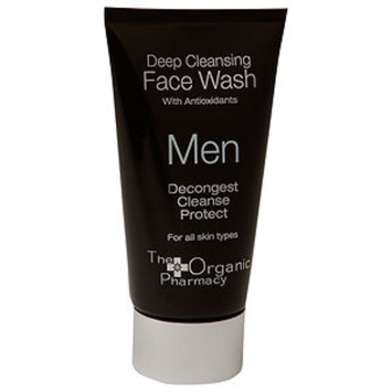 The Organic Pharmacy Men Deep Cleansing Face Wash, 75 ml