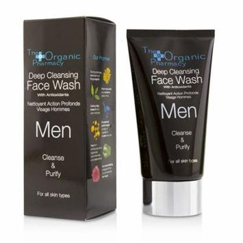 Men Deep Cleansing Face Wash - Cleanse & Purify-75ml/2.5oz