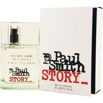 Paul Smith Story By Paul Smith For Men. Eau De Toilette Spray 1-Ounce